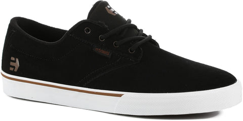 Etnies - Jameson - Vulc - Black/White/Gum (Nathan Williams Sig)