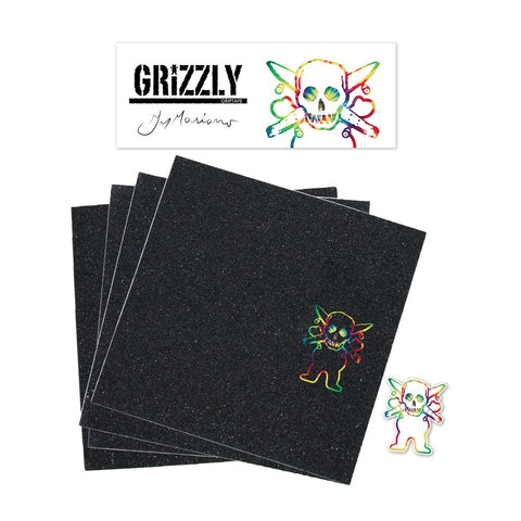 Grizzly - Guy Mariano Grip Sheet