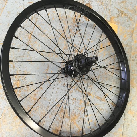 Eclat/Cinema rear cassette wheel