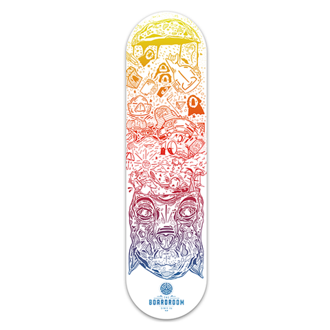 Boardroom - 10 Year Anniversary Deck - Mark Finn Collaboration