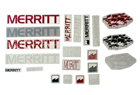 Merritt - Sticker Pack