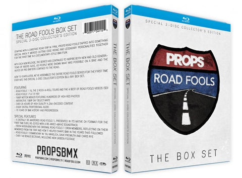 Roadfools Box-set