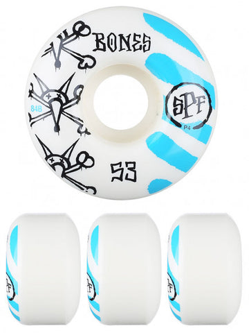 Bones - Wheels SPF War Point 53MM