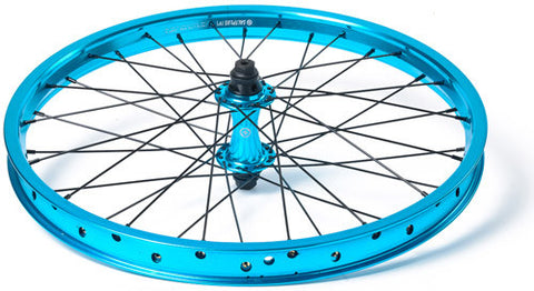 Salt Summit front wheel