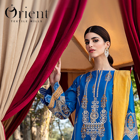 Orient Lawn Collection
