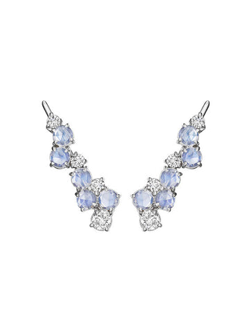 Melting Ice Diamond and Blue Moonstone Climbers