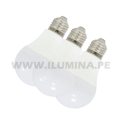 FOCO LED 12W PACK x 3
