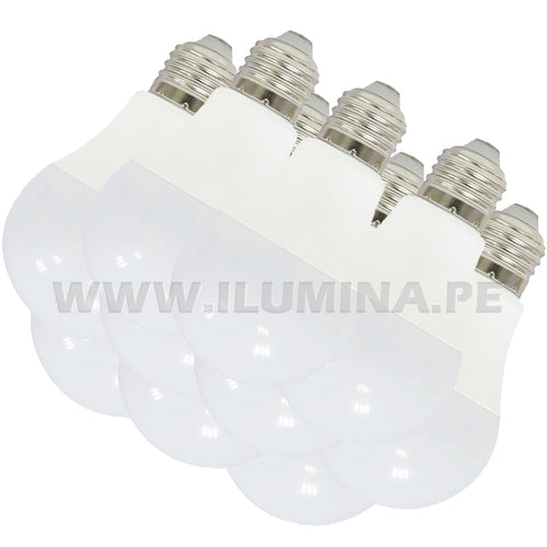 FOCO LED 12W PACK X 10