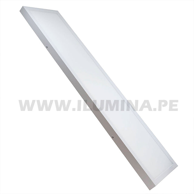 PANEL LED RECTANGULAR 48W 1200X300