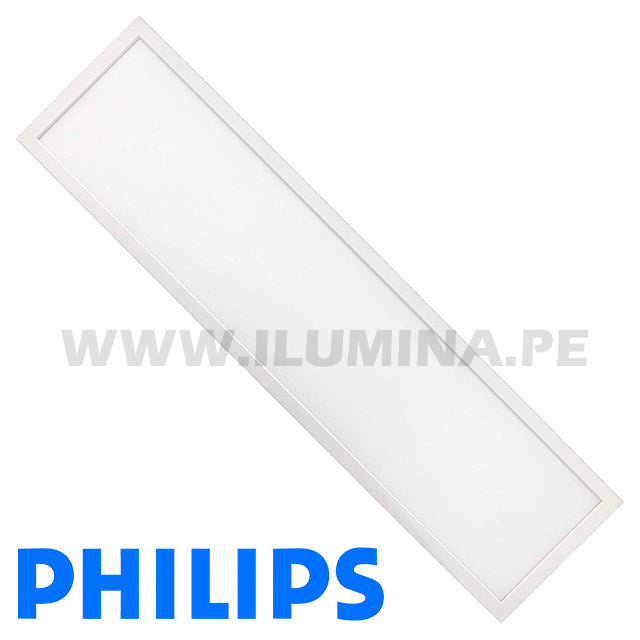 PANEL LED RECTANGULAR 40W 1200X300 PHILIPS