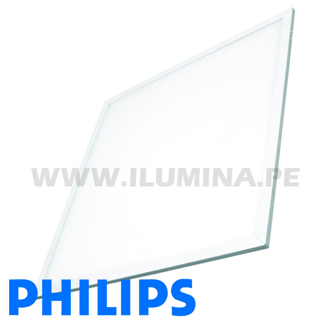 Panel LED Cuadrado 40W 600x600 PHILIPS