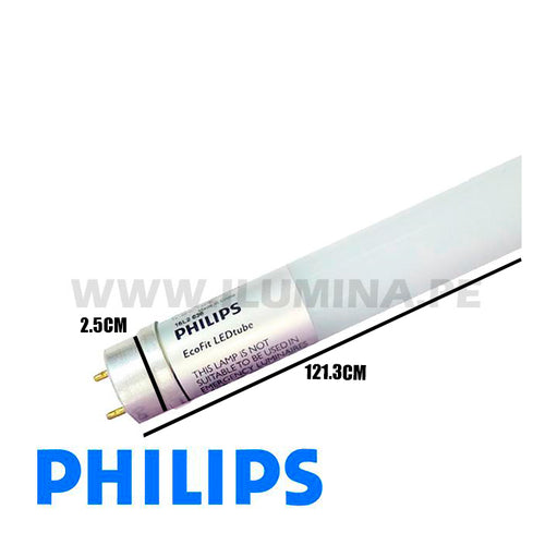 TUBO LED 16W 1.20MTS PHILIPS