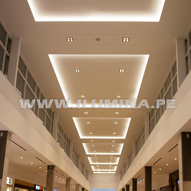 Rollo Cinta LED 220V 50Mts 30K