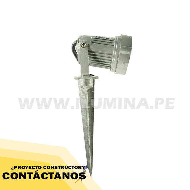 LUMINARIA ESTACA DE JARDIN LED 002