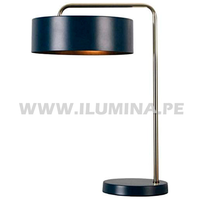 LÁMPARA DE MESA BLACK GOLD GRETTA