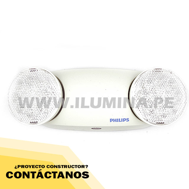 LUZ DE EMERGENCIA PHILIPS