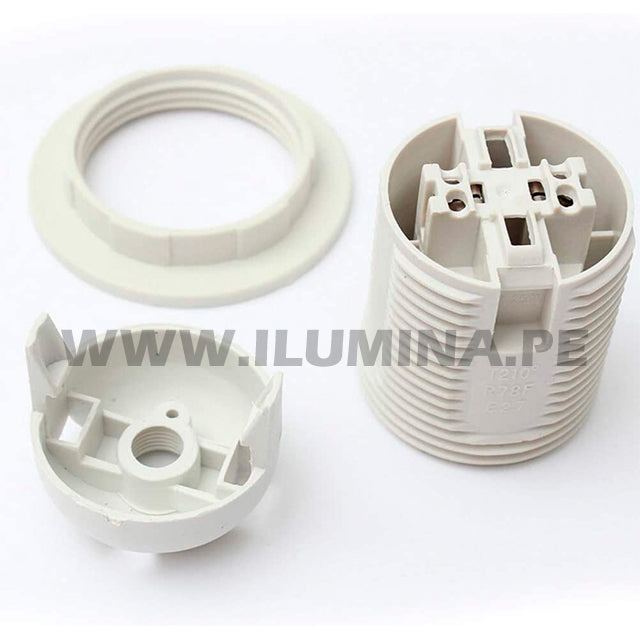 Socket Lámpara E27