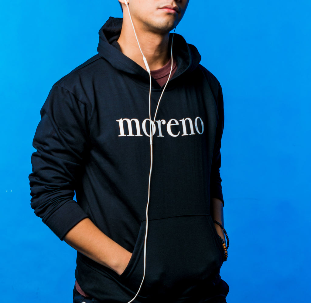 Classic Moreno Hoodie by Morena the Label