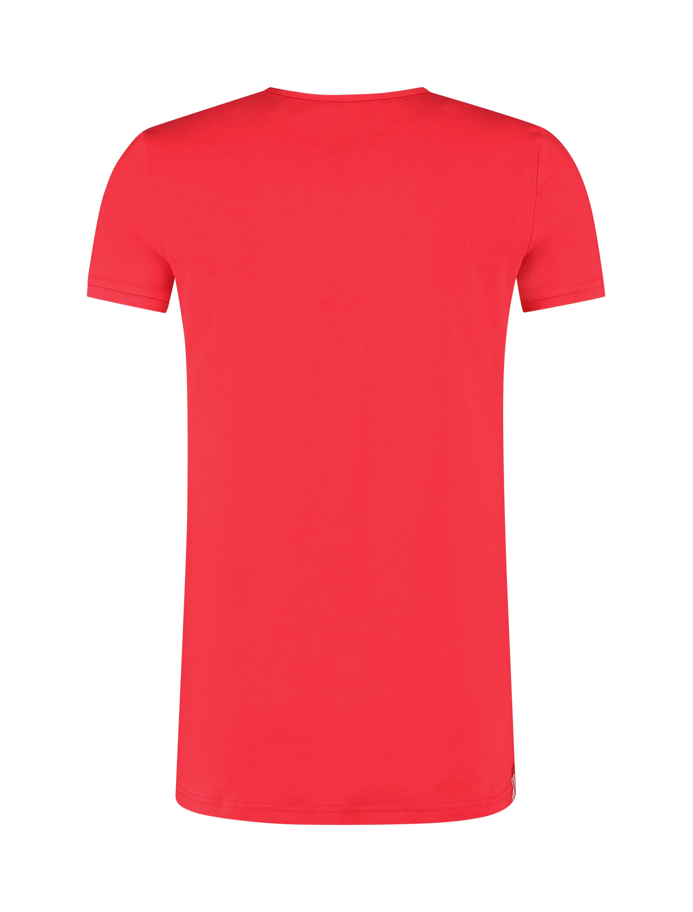 Adonis Short Sleeve T-shirt Red