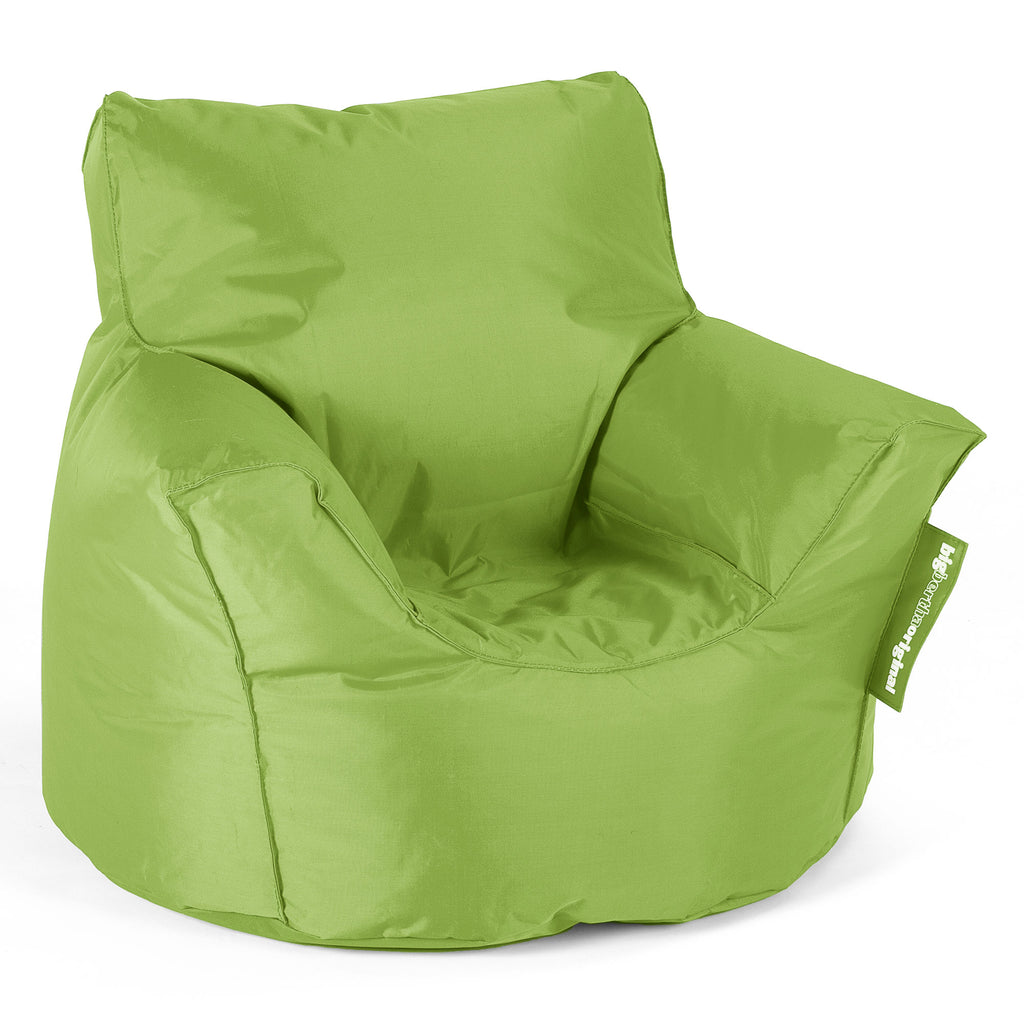 SmartCanvas™ Toddlers' Armchair 1-3 yr Bean Bag - Lime Green