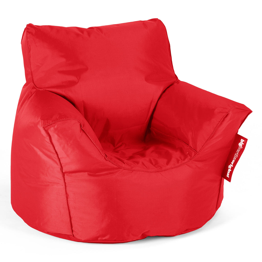 SmartCanvas™ Toddlers' Armchair 1-3 yr Bean Bag - Red