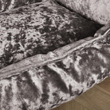 the-nest-orthopedic-memory-foam-dog-bed-glitz-silver_7