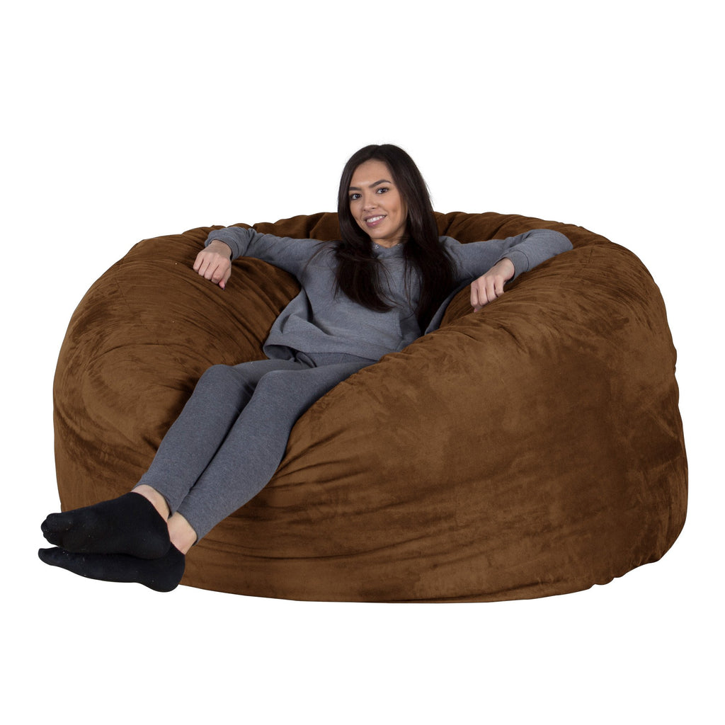 lounge-lizard-xxl-memory-foam-bean-bag-chocolate_1