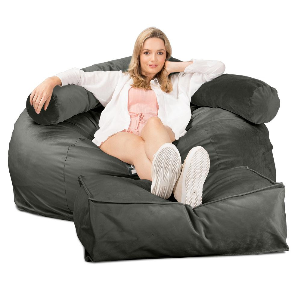 cloudsac-original-1010-l-xxl-memory-foam-bean-bag-sofa-velvet-graphite_4