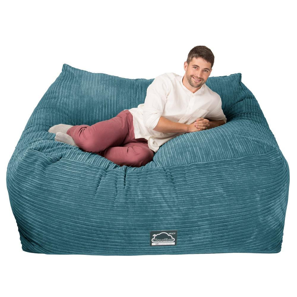 cloudsac-giant-square-2500-l-xxxl-memory-foam-bean-bag-sofa-cord-aegean_4