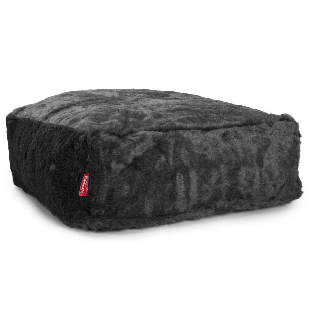 cloudsac-square-ottoman-250-l-memory-foam-bean-bag-fur-badger-black_4