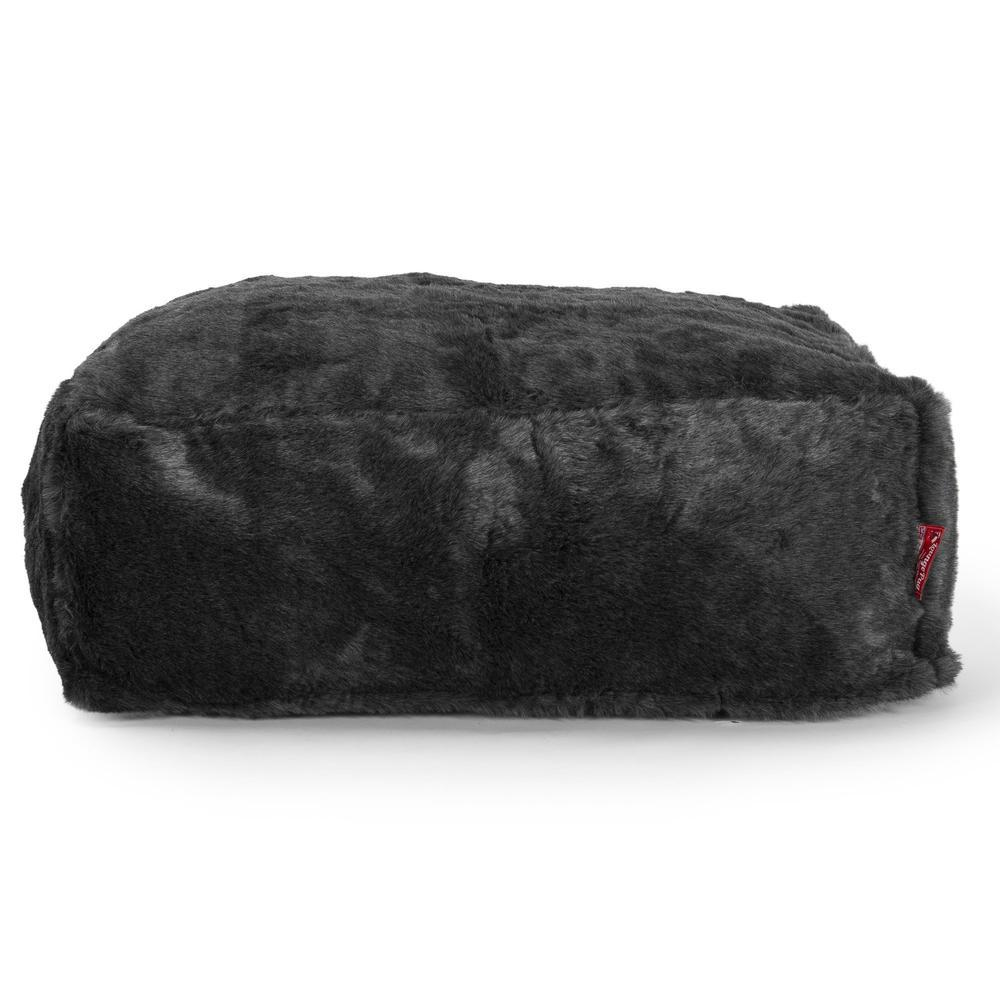 cloudsac-square-ottoman-250-l-memory-foam-bean-bag-fur-badger-black_5