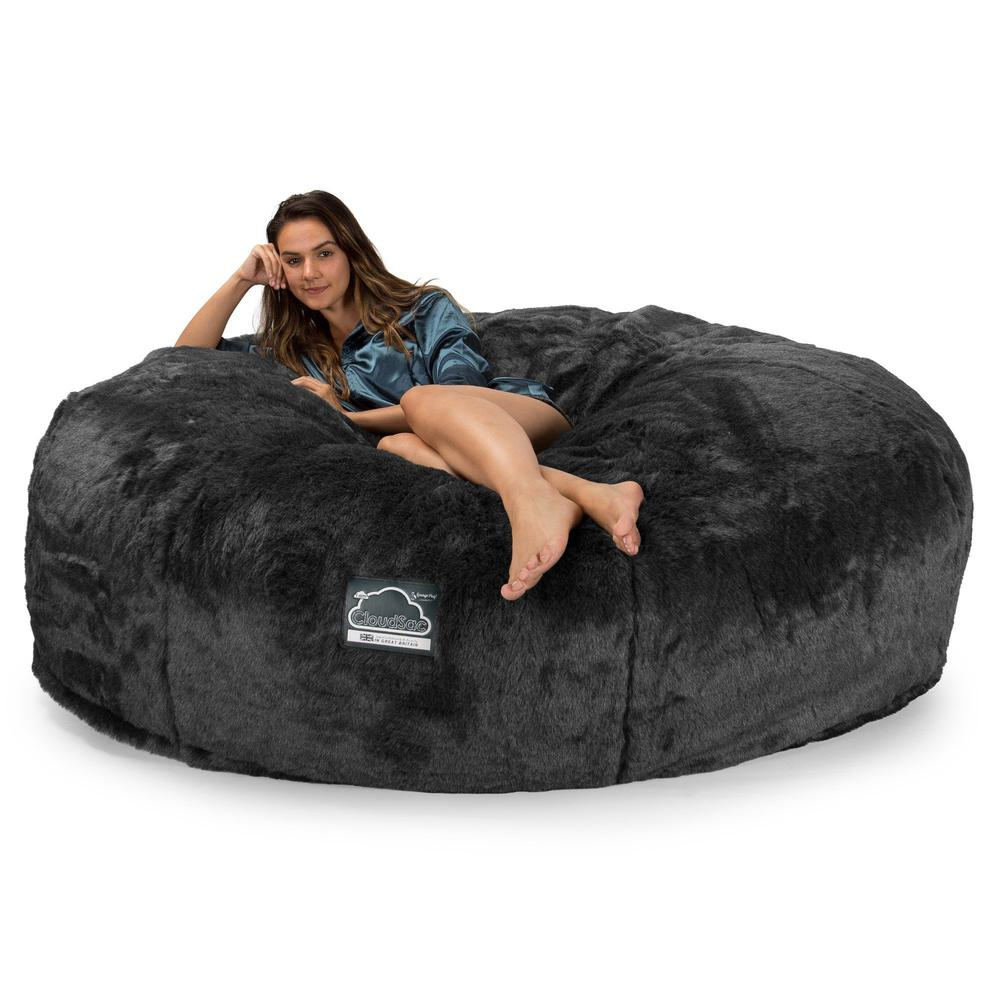 cloudsac-giant-oversized-3000-l-xxxl-memory-foam-bean-bag-sofa-fur-badger-black_3