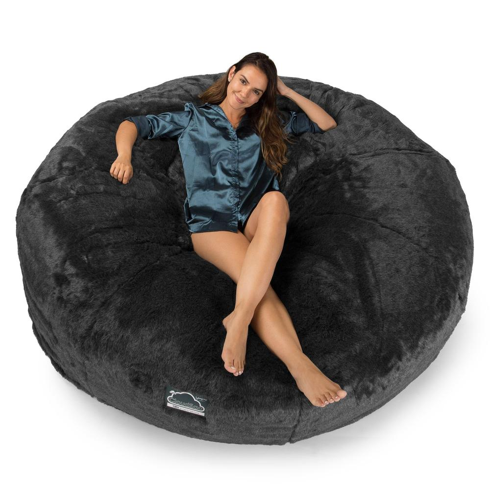cloudsac-giant-oversized-3000-l-xxxl-memory-foam-bean-bag-sofa-fur-badger-black_5