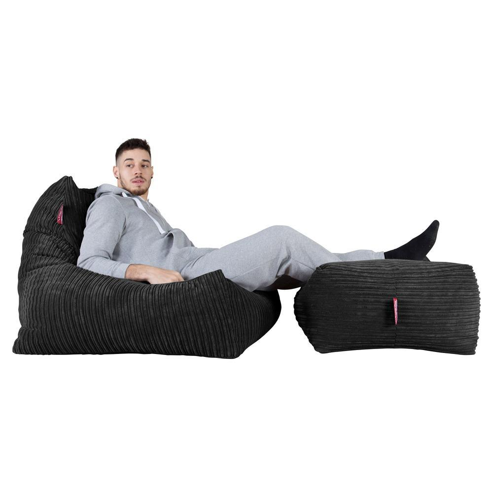 cloudsac-the-lounger-memory-foam-bean-bag-cord-black_3