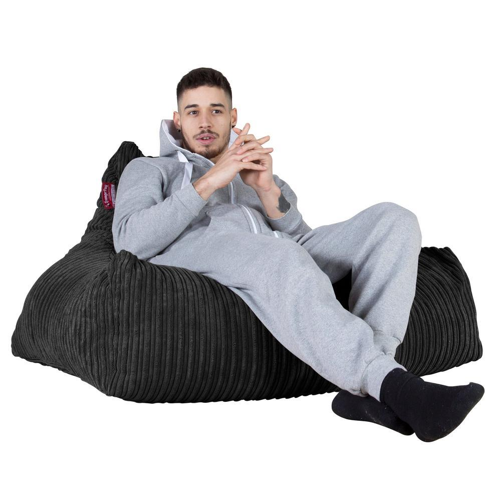 cloudsac-the-lounger-memory-foam-bean-bag-cord-black_1
