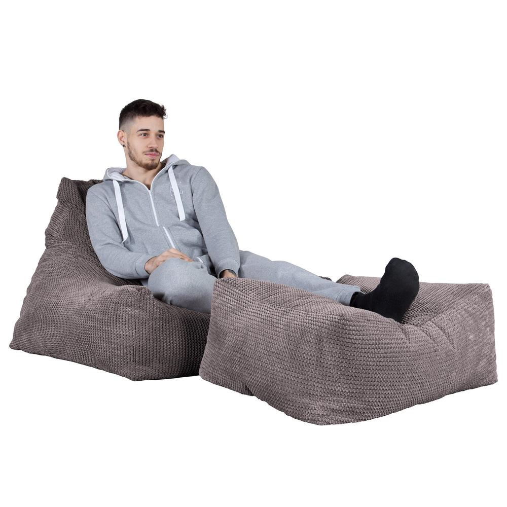 cloudsac-the-lounger-memory-foam-bean-bag-pom-pom-charcoal-grey_1