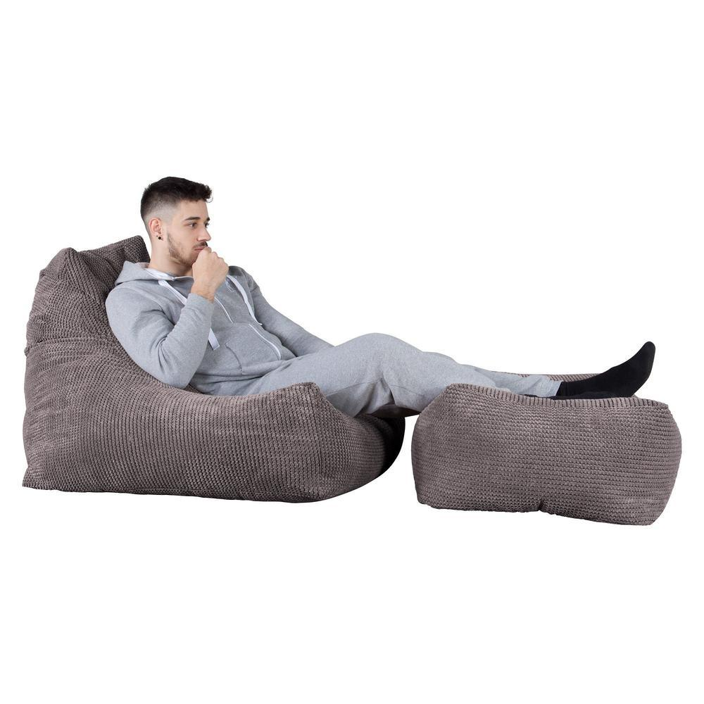 cloudsac-the-lounger-memory-foam-bean-bag-pom-pom-charcoal-grey_5