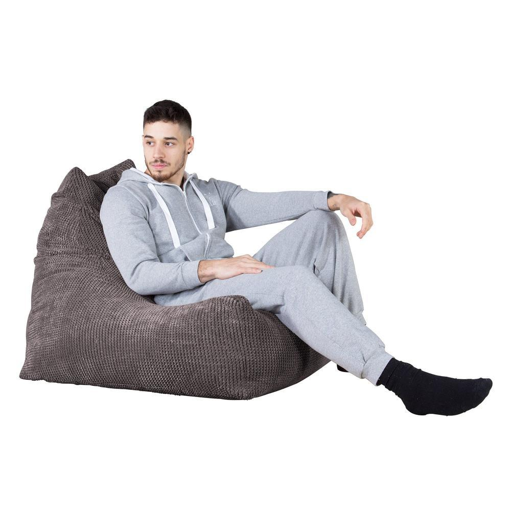 cloudsac-the-lounger-memory-foam-bean-bag-pom-pom-charcoal-grey_4