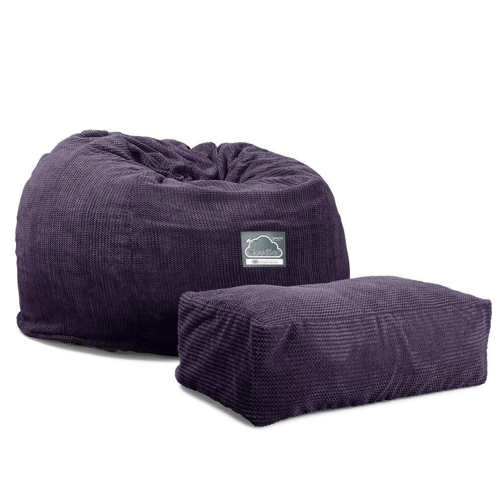cloudsac-giant-510-l-memory-foam-bean-bag-pom-pom-purple_5