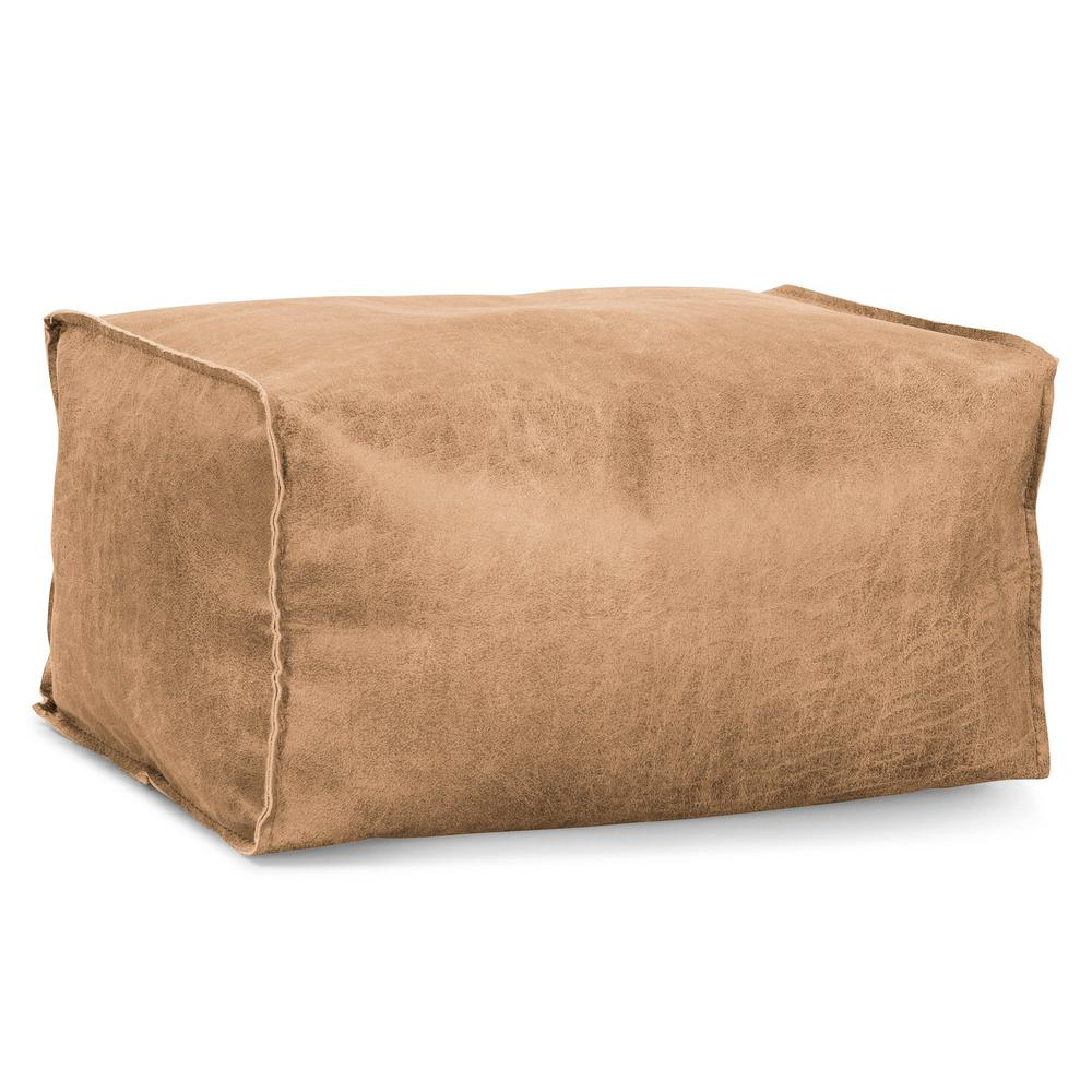 small-footstool-bean-bag-distressed-leather-honey-brown_1