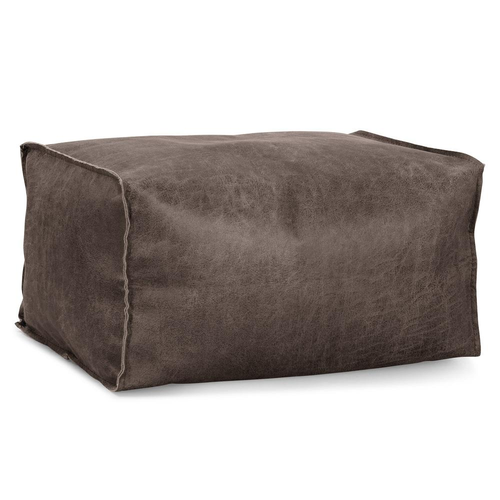 small-footstool-bean-bag-distressed-leather-natural-slate_1