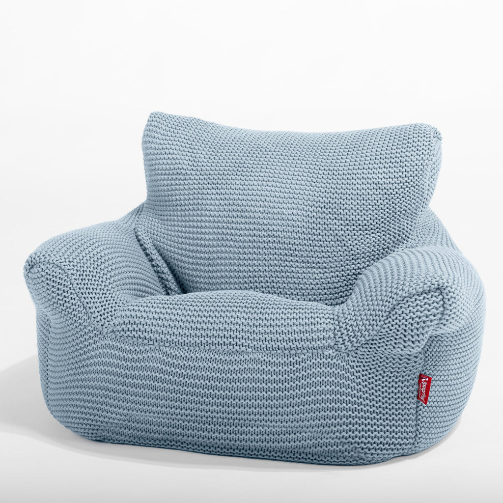 Toddlers-Armchair-1-3-yr-Bean-Bag-Ellos-Knit-Misty-Blue_1