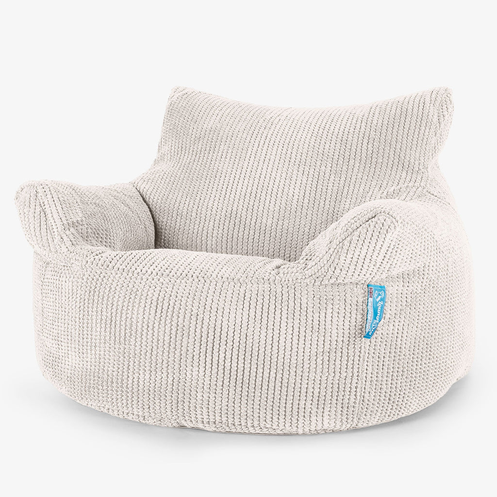 Childrens-Armchair-3-8-yr-Bean-Bag-Pom-Pom-Ivory_1