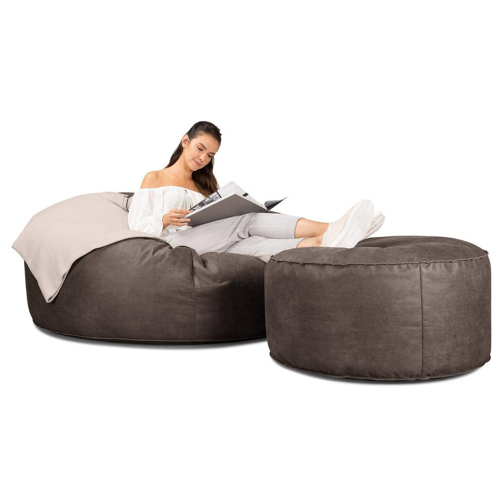 large-round-pouffe-bean-bag-distressed-leather-natural-slate_3