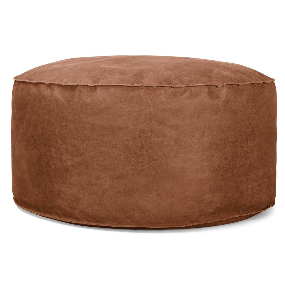 large-round-pouffe-bean-bag-distressed-leather-british-tan_1
