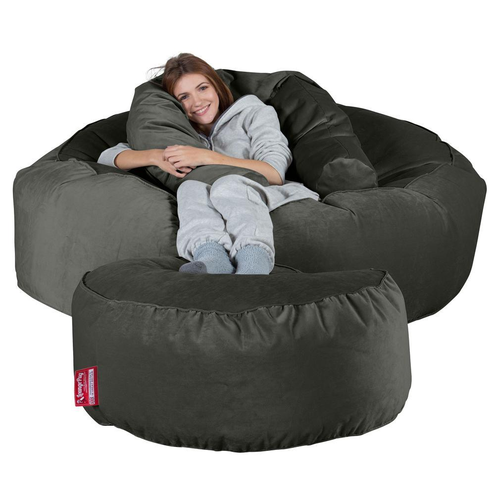 mega-mammoth-bean-bag-sofa-velvet-graphite-grey_4