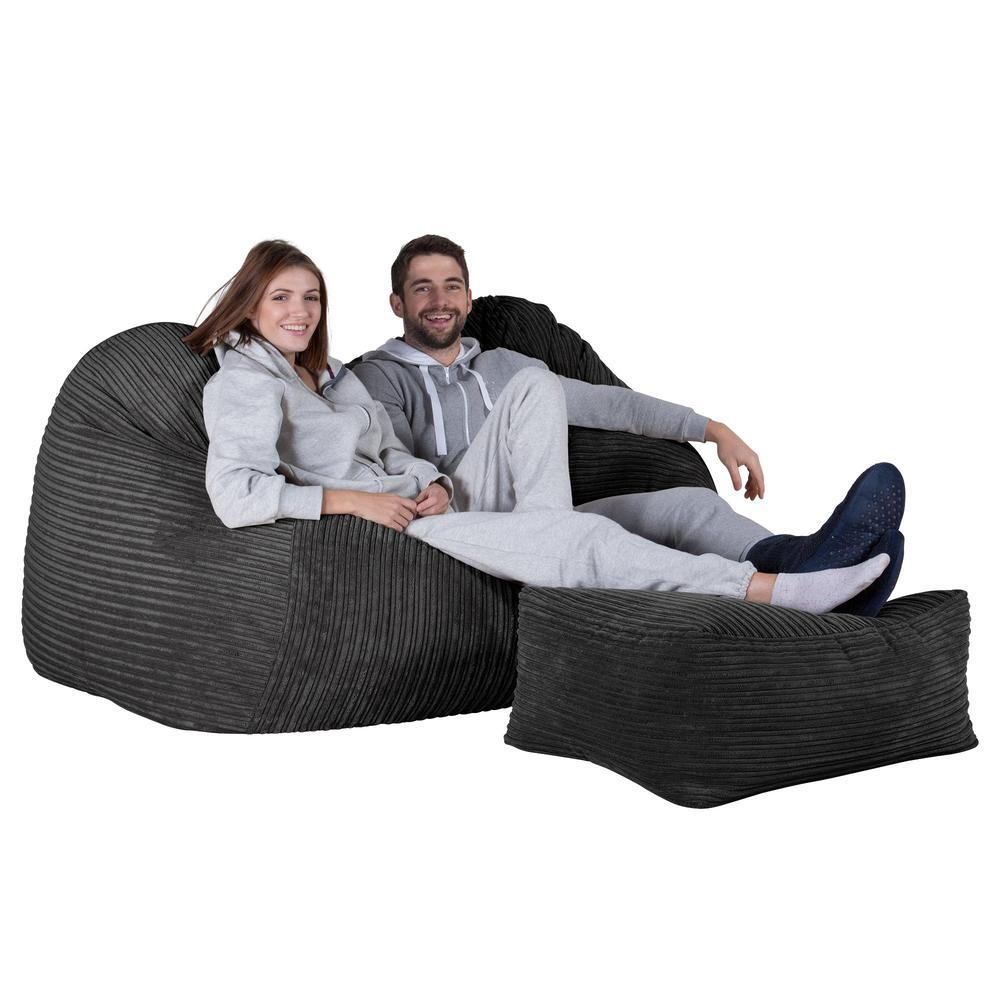 lounge-pug-mega-sofa-bean-bag-cord-black_1