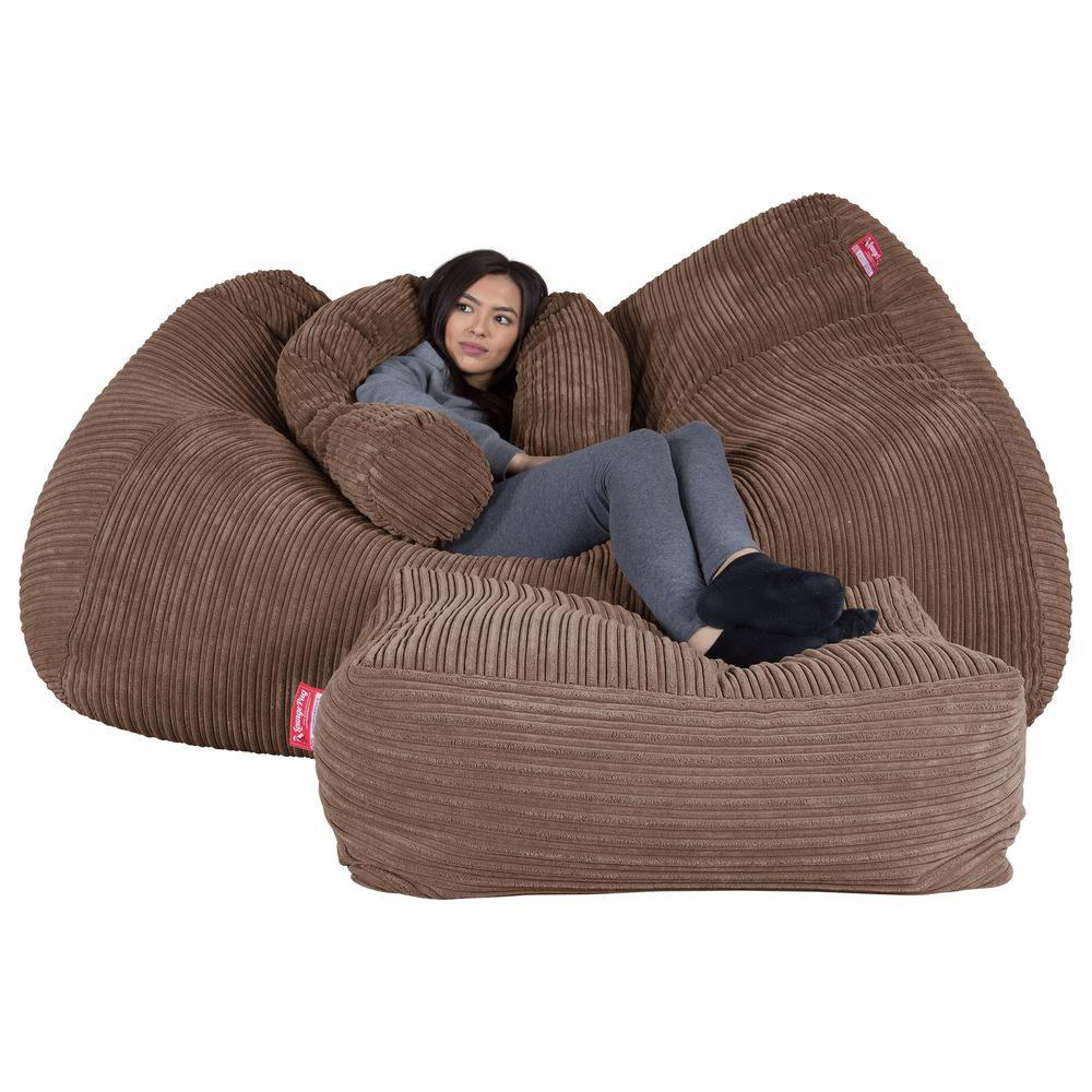lounge-pug-mega-sofa-bean-bag-cord-mocha_3