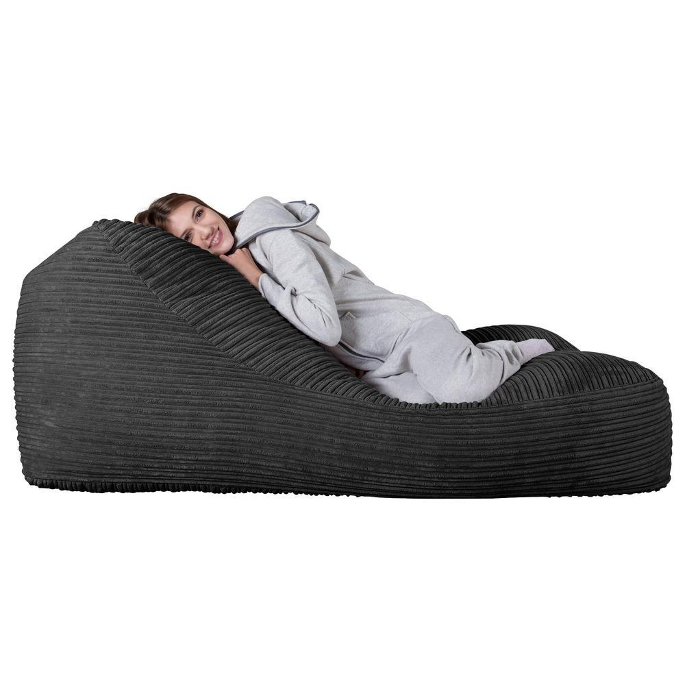 double-day-bed-bean-bag-cord-black_3