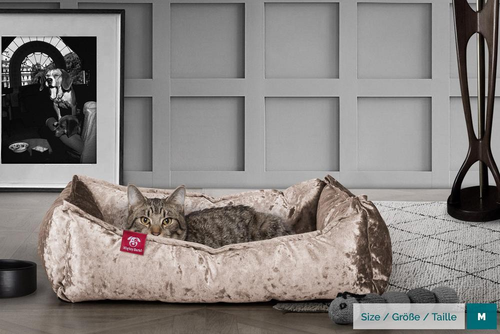 the-cat-bed-memory-foam-cat-bed-glitz-truffle_2